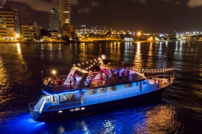 Sibarita Master 4 Course Dinner Cruise and Wine Cartagena