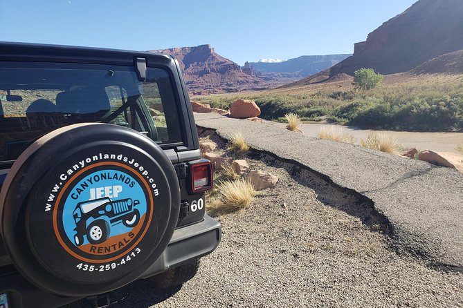 Backcountry Jeep Adventure