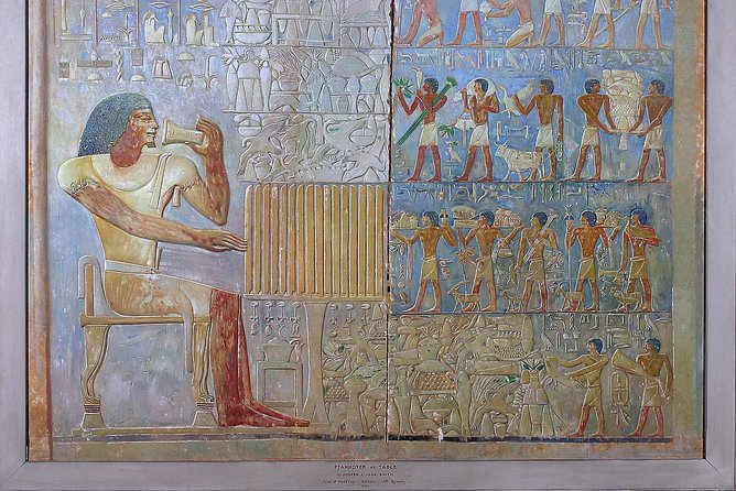 Private day tour to Giza pyramids,Sphinx ,Saqqara and Memphis with guide