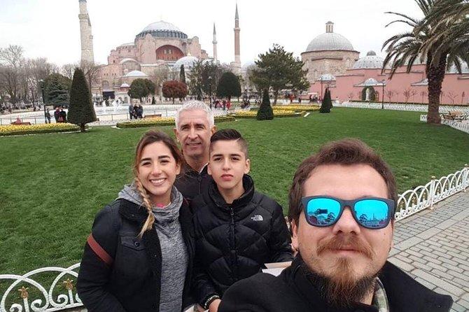 Bedste rundtur i Istanbul gamle bydel