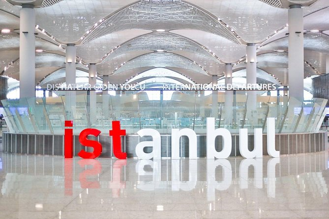 Istanbul Airport Transfer Private - Departure
