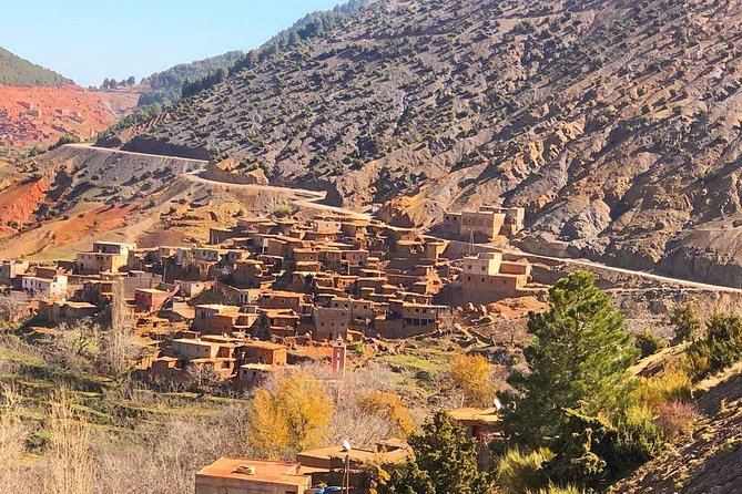 Full-Day Excursion to 3 Valleys from Marrakech Marrakech