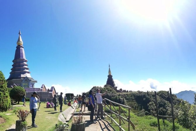 Doi Inthanon and Coffee Plantation Tour