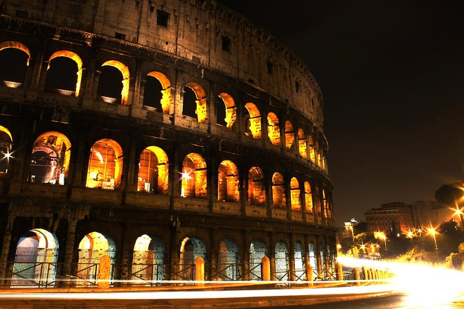 Haunted Colosseum - Dark History Tour