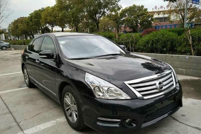 Private Car or Van on disposal in Guangzhou city within 8hours