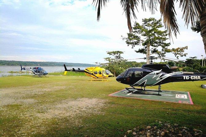 El Mirador Helicopter Tour