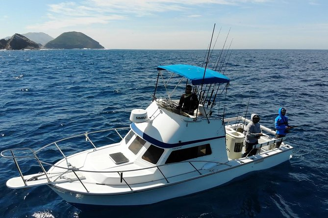 Coronado Islands 12 Hour Fishing Trip for up to 4 People