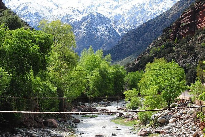 Day Trip to The Atlas Mountains 3 Valleys with the Berber Villages