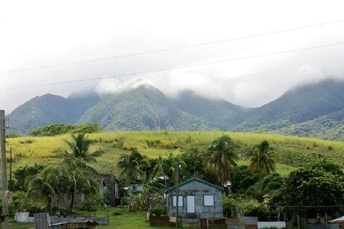 St Kitts Island Tour (Reconfirm 48 hours)