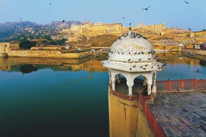 Private Half Day Amber Fort Tour From Jaipur