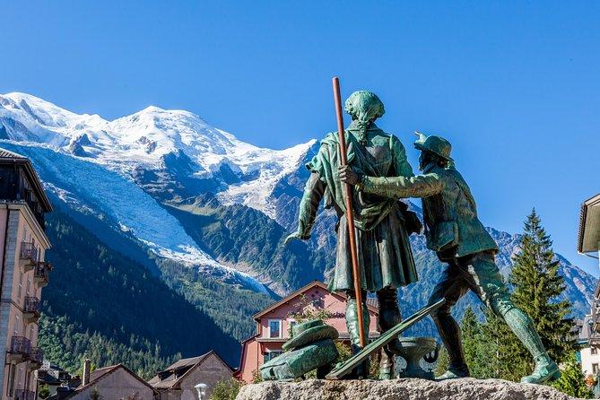 Excursão de dia inteiro pelos Alpes Franceses Mont-Blanc Chamonix, saindo de Genebra