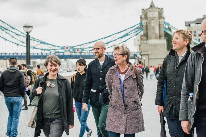 Visite guidée privée sur l'histoire de Londres