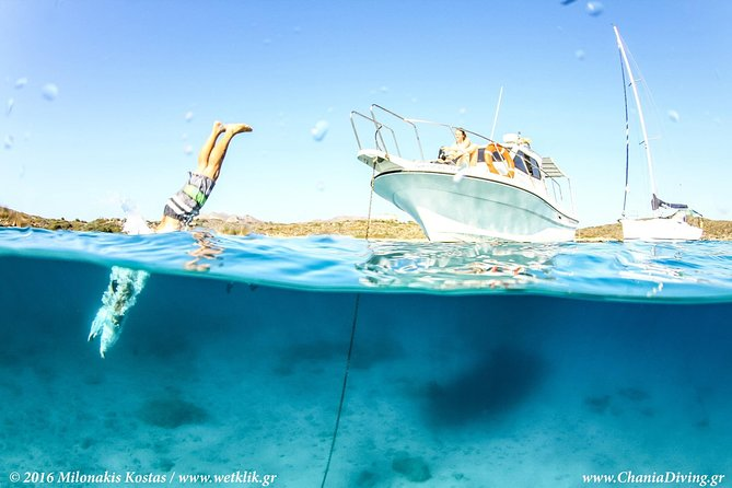Snorkeling and Boat Tour in Crete