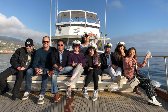 Malibu Coast Sunset Cruise on Luxurious 70 Ft Motor Yacht - 4 Hr Private Charter photo 2