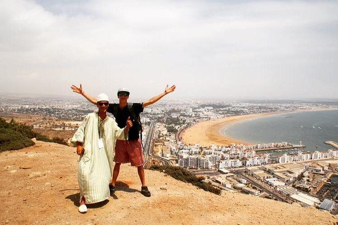 Agadir City Tour - Half Day - Guided By Couscous