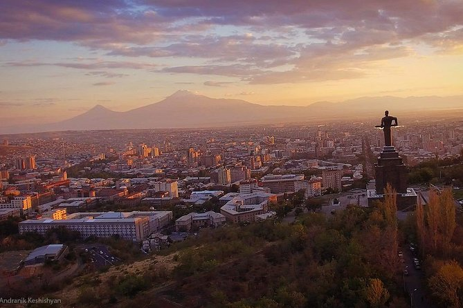 Guided Yerevan City Tour