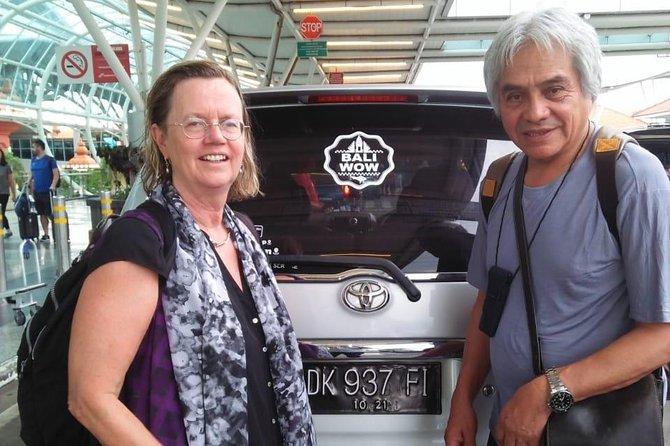 Bali Private Airport Transfers to Kerobokan, Canggu, Sanur, Ungasan