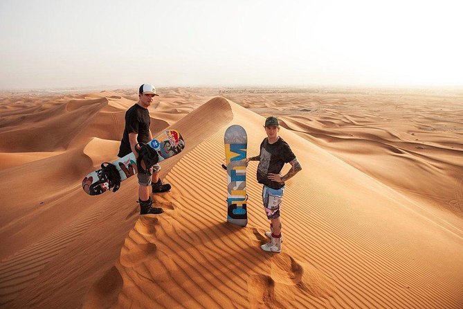 Camel Trekking and Morning Safari with Sand Boarding photo 3