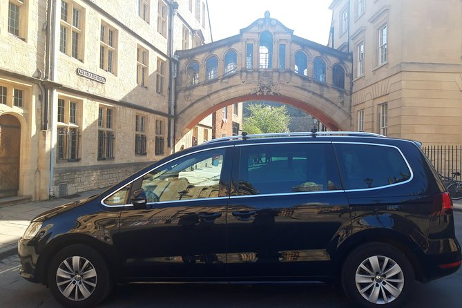 Private Arrival Transfer: Heathrow Airport to Oxford