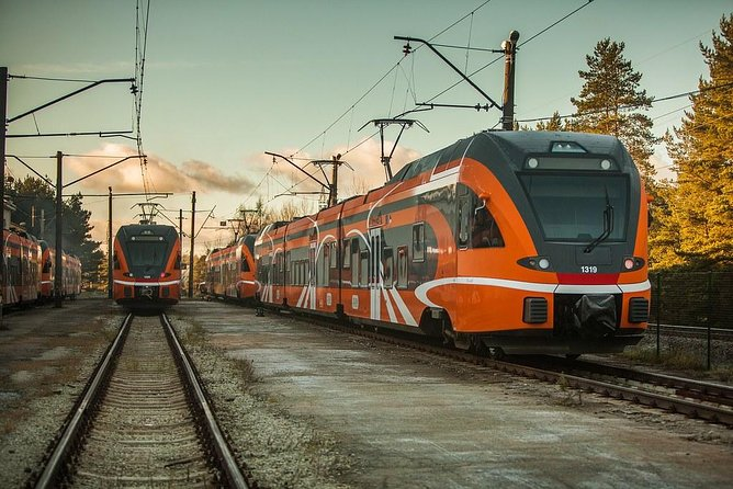 8-day BALTIC RAIL JOURNEY (Guaranteed Departure) 2-12 people