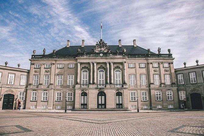 4-Hour Private City Walking Tour including Rosenborg Castle