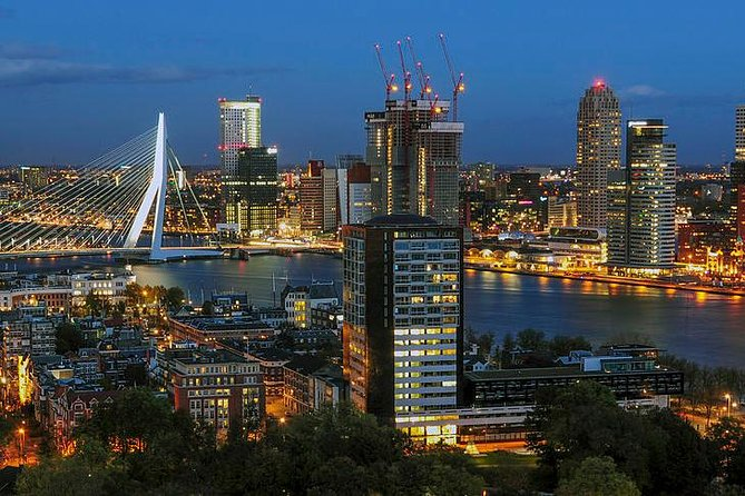 Rotterdam private introduction tour