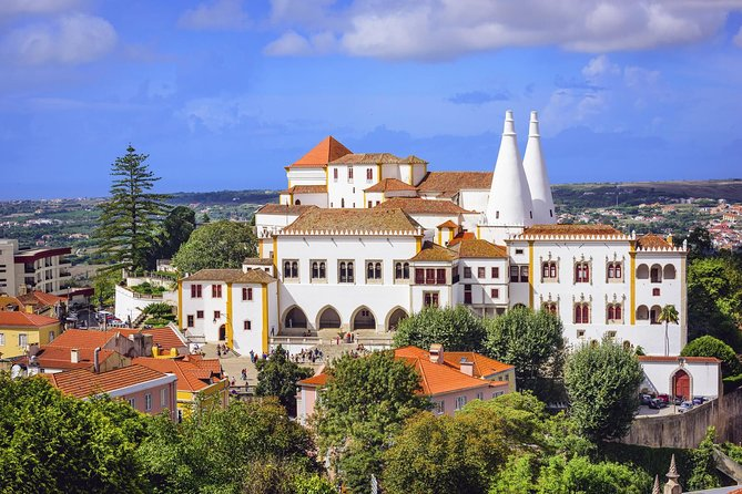 Half Day Private Tour - Sintra World Heritage and Beaches