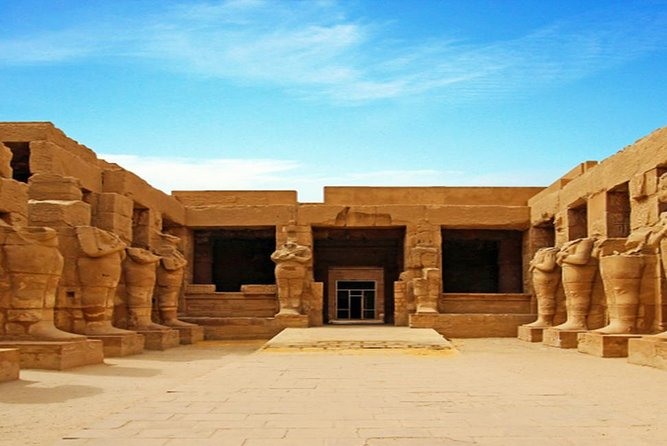 Accessible Private 2 Days Tour From Safaga Port To Luxor