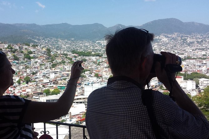 4 or 6 Hours Best ACAPULCO City Tour Starting at MAYAN PALACE HOTELS photo 1