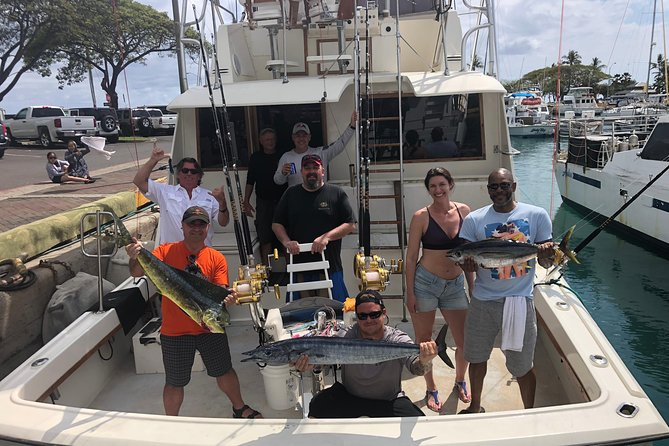 Wild Bunch - 53 Foot - Private Sport Fishing Charter - 8 Hours (6 am - 2 pm) photo 1