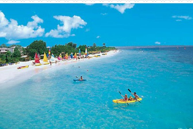 Negril Beach & Rick's Cafe Tour from Montego Bay