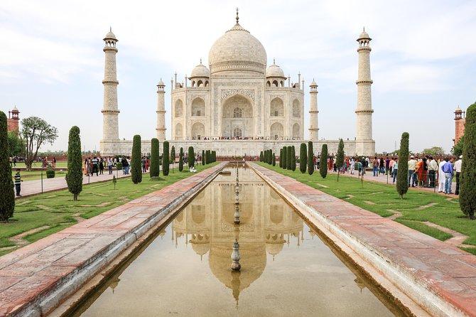 Best 4-Days Delhi-Agra-Jaipur Tour