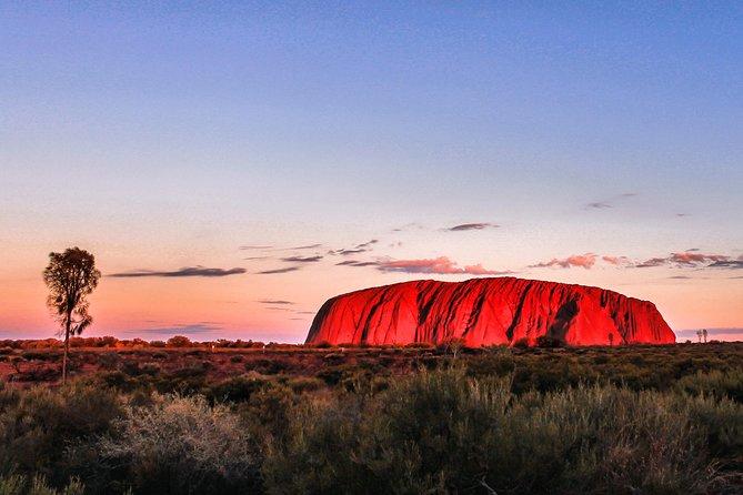 2 Day Uluru Camping Adventure