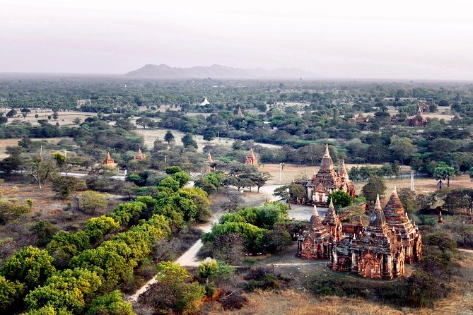 Old Bagan Biking Tour - Half Day (Guide included)