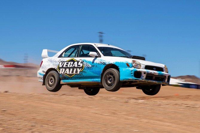 Subaru WRX Rally Car Experience 5 Laps