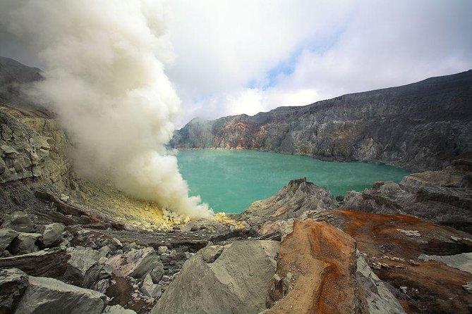 Bali Ijen Volcano 02 Days
