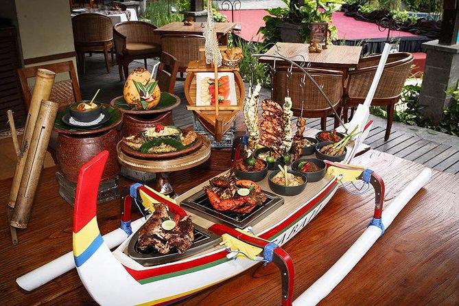 Gabah Restaurant at Ramayana Resort Bali