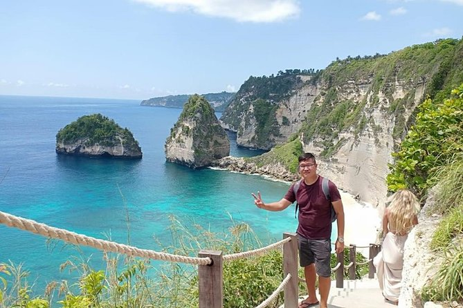 Departure From Bali island : 2- days 1 night Nusa penida island tour