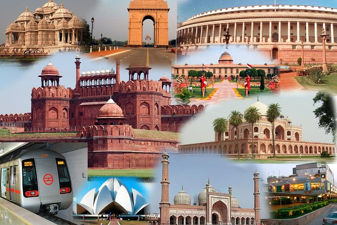 2 Nights 3 Days Delhi Tour Package back packing tours