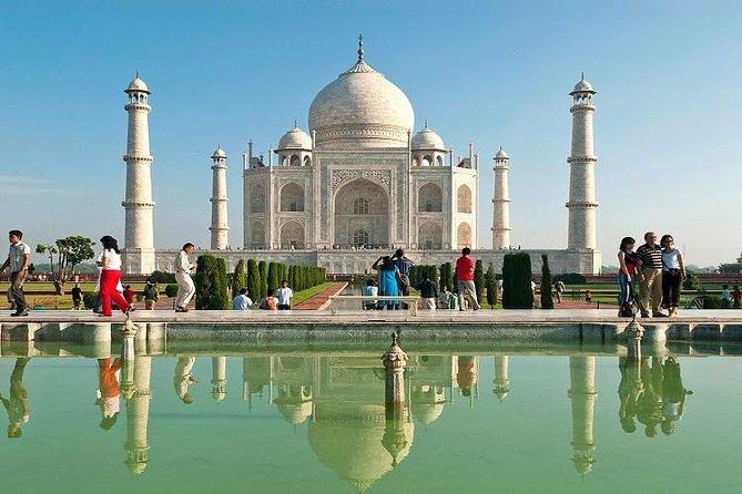Taj Mahal Local Tour