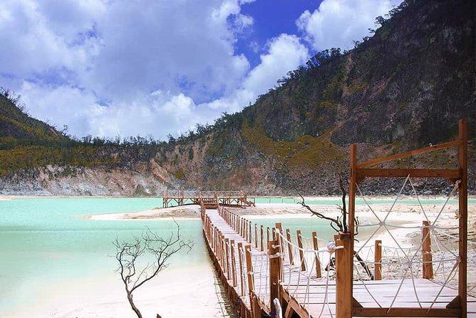 White Crater Tour Bandung
