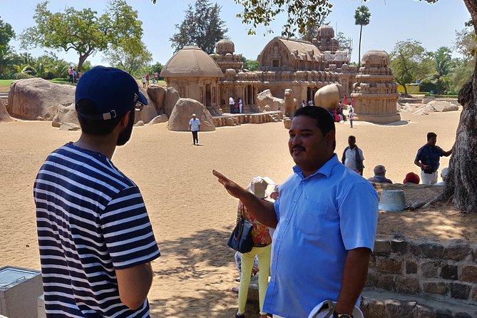 Mahabalipuram and Kanchipuram in a day trip from Chennai by Wonder tours