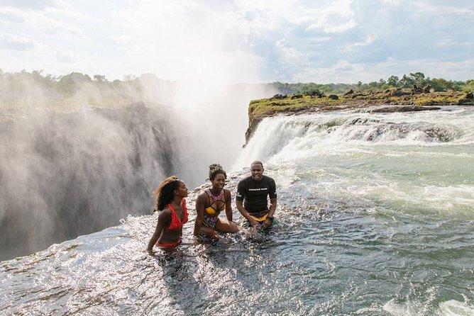 Victoria Falls Border pick up & inter Hotels