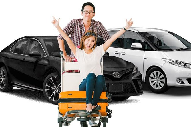 Singapore Changi Airport: Private Arrival Transfer with Meet & Greet Service