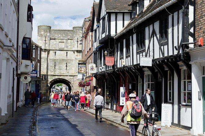 Private Walking Tour: York