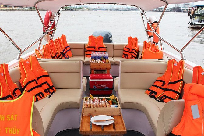 Day tour discovering Mekong Delta by speed boat