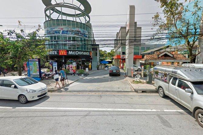 Meet at McDonald's in Khao Lak