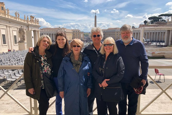 Best of The Vatican Skip the line Tour of Sistine Chapel and St Peters Basilica