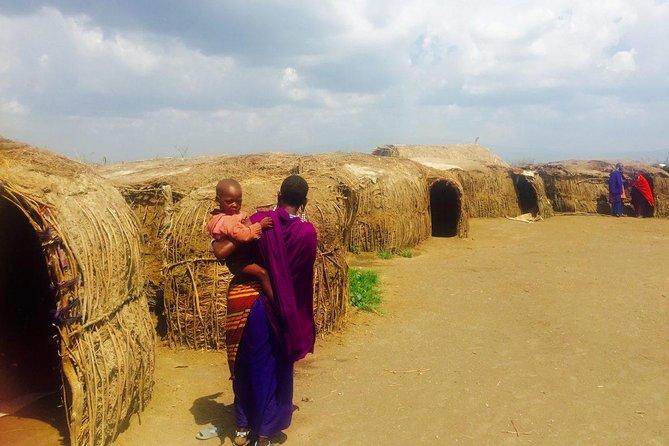 Masaai Boma Day Trip