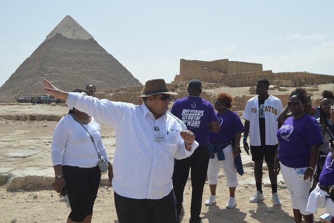 Giza Pyramids & Islamic And Coptic Cairo Package Tour